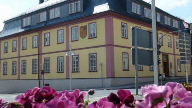 Bibliothek Gehren
