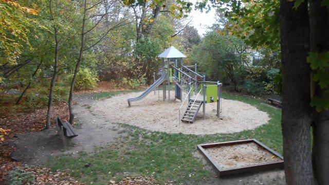 Spielplatz Alter Kurpark