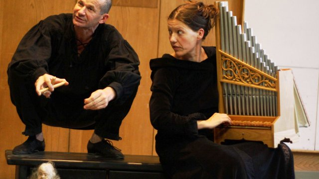 Commedia Nova: Gaby Bultmann & Daniele Ruzzier