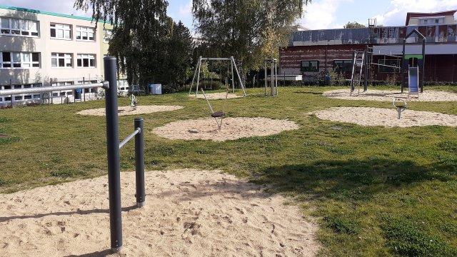 Spielplatz EDEKA
