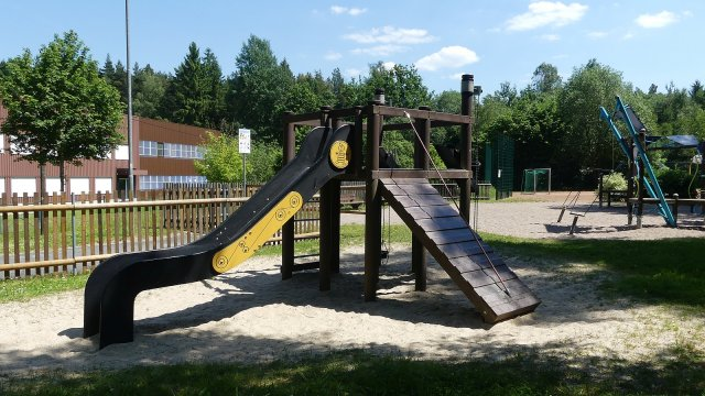 Spielplatz Eichicht