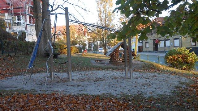 Spielplatz Erfurter Straße