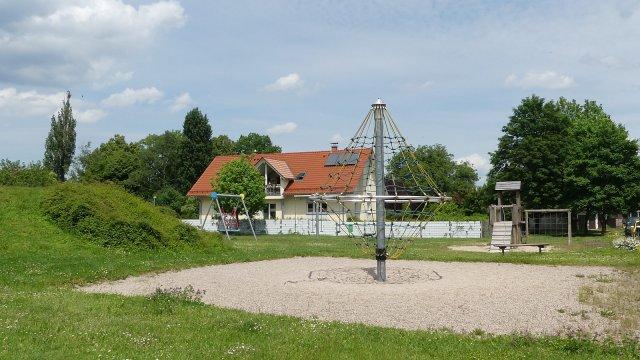 Gehren - Spielplatz Bergstraße Nord