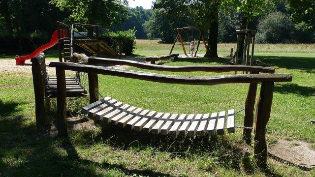 Gehren - Spielplatz Schloßpark