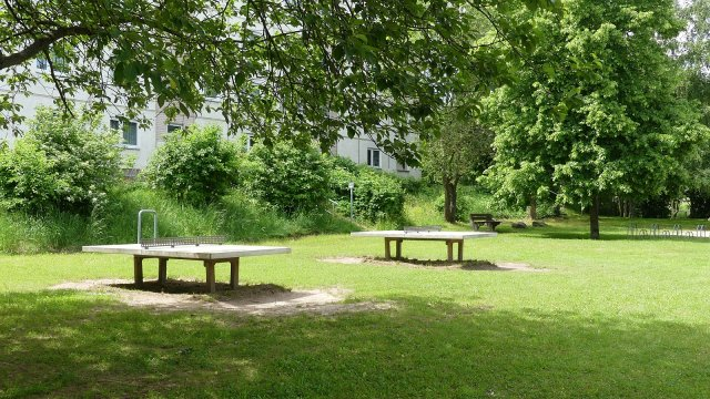Spielplatz Gleisdreieck