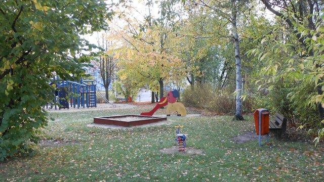 Spielplatz Hanns-Eisler-Straße