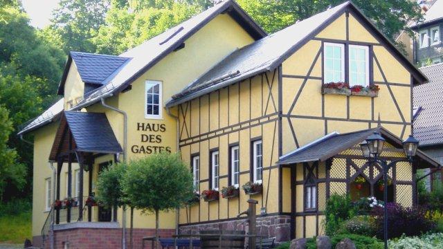 Haus des Gastes Manebach