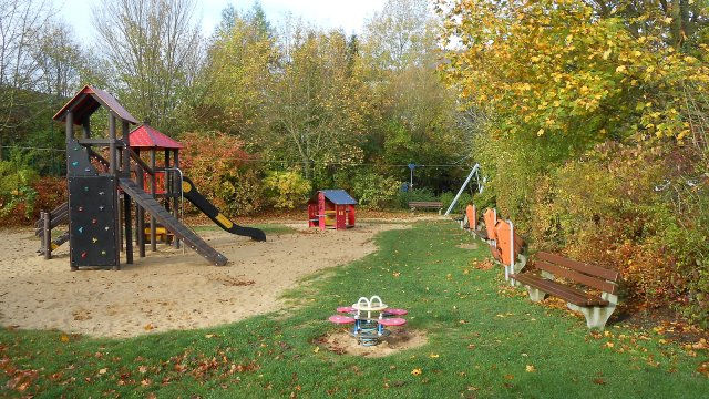 Spielplatz Hüttenholz