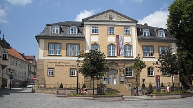 Amtshaus mit Ilmenau-Information und GoetheStadtMuseum