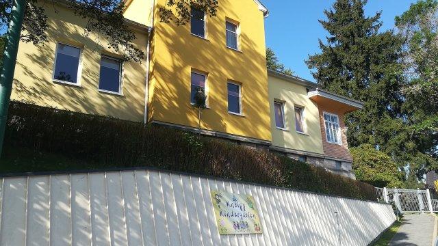 Kneippkindergarten Haus vorne