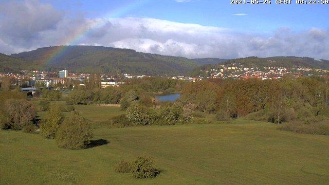Webcam des Informationstechnikzentrum Bund (ITZBund) im Mai