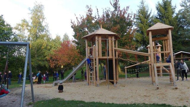 Jesuborn - Spielplatz Am Trockenbach
