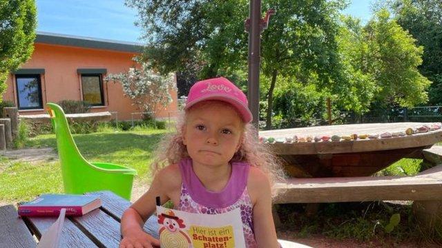 Projekt Sonnenschutz Kindergarten Stephanie