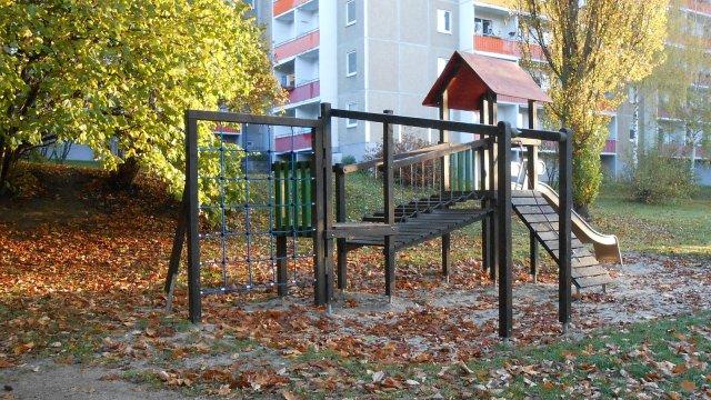 Spielplatz Kopernikusstraße/ Ernst-Abbe-Straße