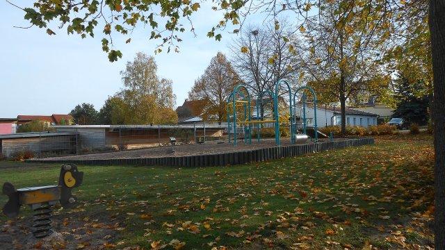 Langewiesen - Spielplatz Friedrich-Eck-Straße
