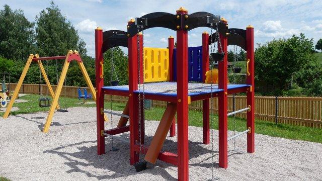 Langewiesen - Spielplatz Neue Steete