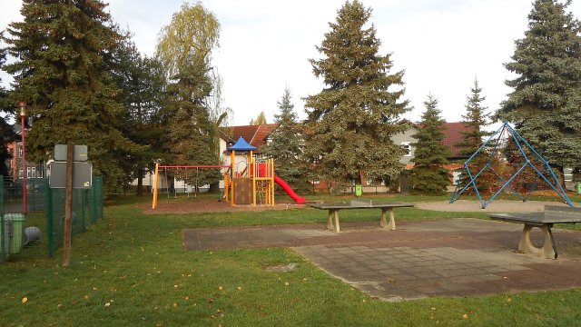 Langewiesen - Spielplatz Wilhelm-Höpflinger-Straße
