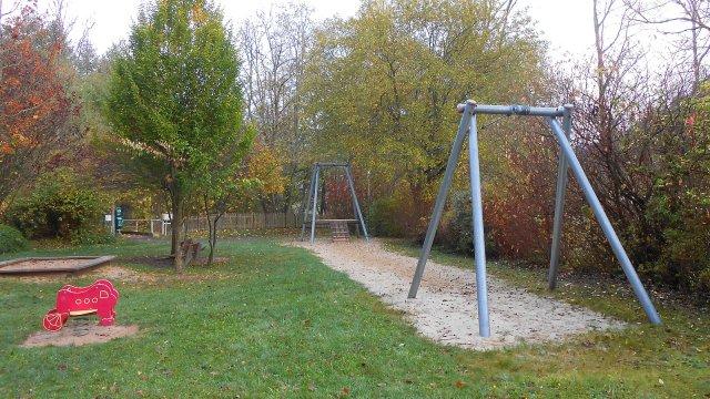 Manebach - Spielplatz Am Sportplatz