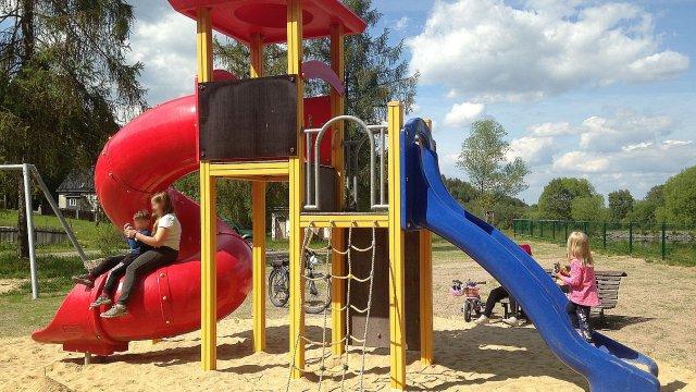 Möhrenbach - Spielplatz Grundstraße