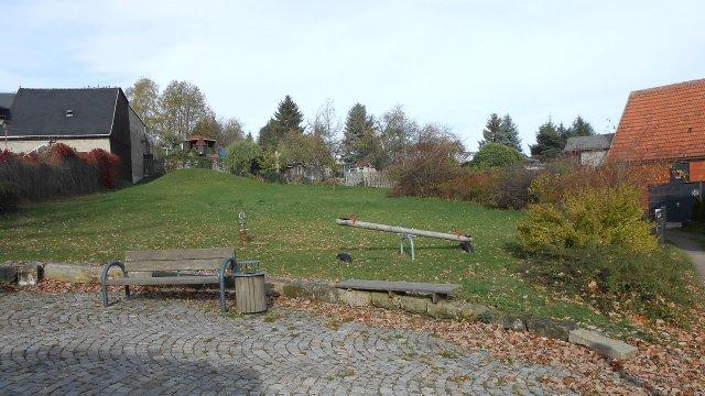 Oehrenstock - Spielplatz Wildbergstraße