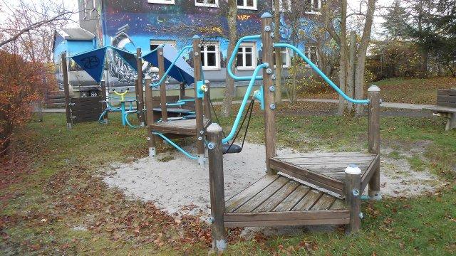 Spielplatz Schatoh