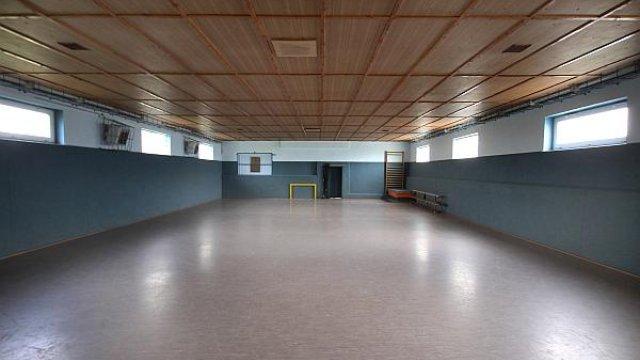 Sporthalle Heyda