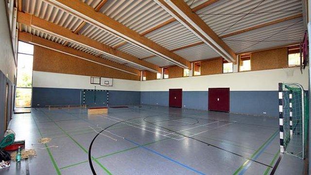 Sporthalle Unterpörlitz