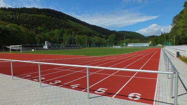 Stadion Hammergrund im Mai 2015