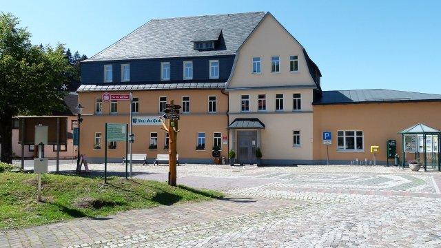 Haus des Gastes Stützerbach