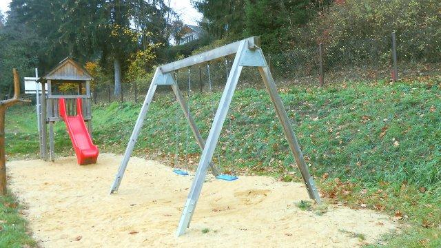 Stützerbach - Spielplatz Naturbad