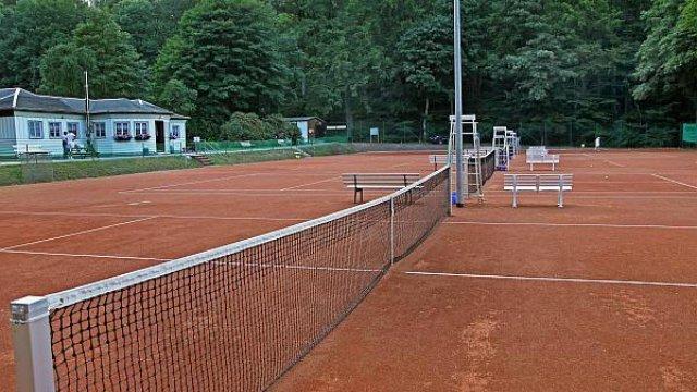 Tennisanlage am Ritzebühl