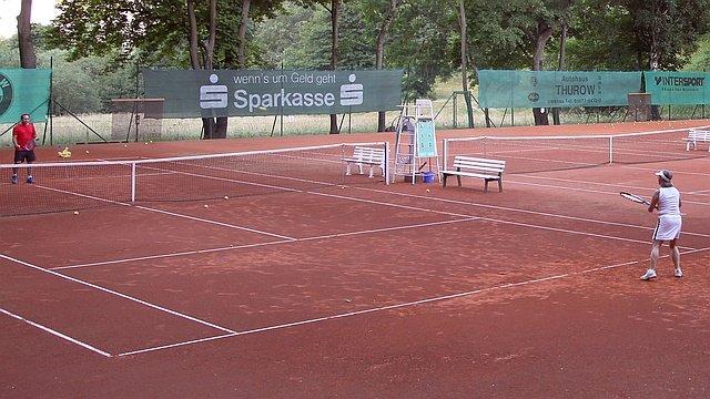 Tennisanlage Ritzebühl