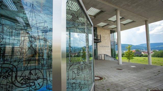 Campus TU Ilmenau Newtonbau