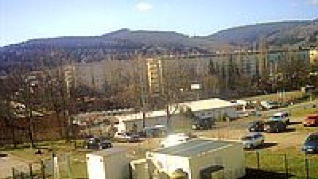 Webcam der Wetterstation der TU Ilmenau im März
