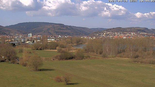 Webcam des Informationstechnikzentrum Bund (ITZBund) im April