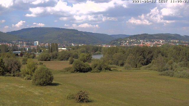 Webcam des Informationstechnikzentrum Bund (ITZBund) im Juni