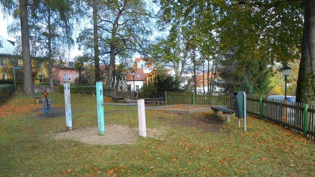 Spielplatz Wenzelsberg