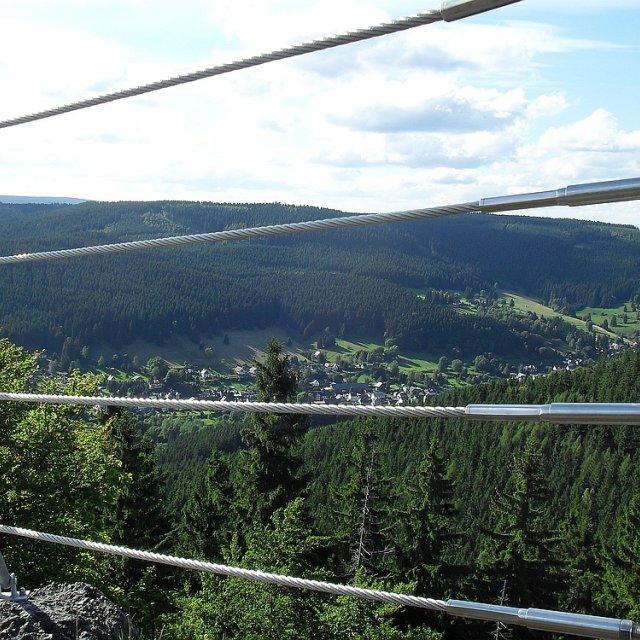 Blick vom Großen Herrmannstein