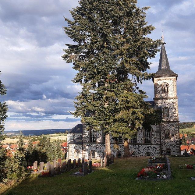 Dorfkirche zu Pennewitz
