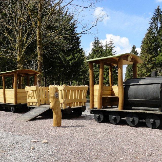 Frauenwald - Laurabahn