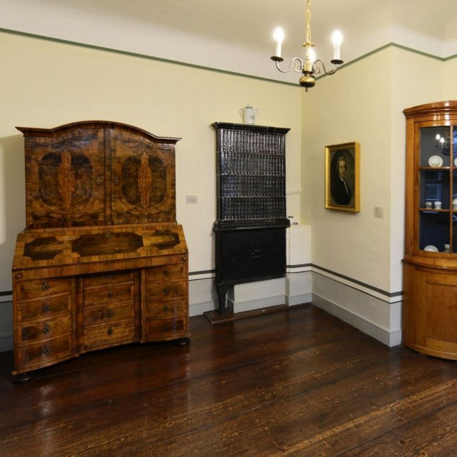 Museum Jagdhaus Gabelbach - Goethewohnung