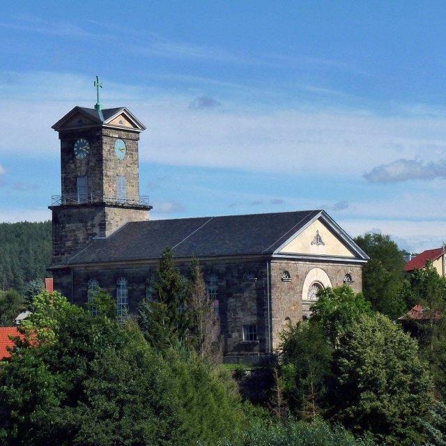 Kirche Gräfinau