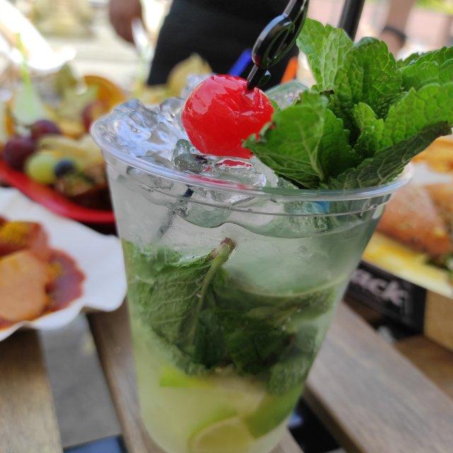 Ilmenauer Sommervergnügen Barkeeper