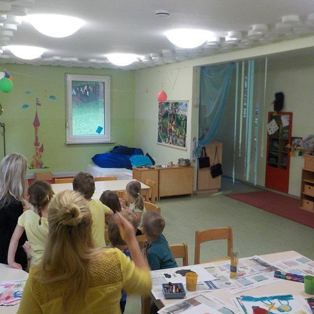 Kindergarten Hüttengrund - Gruppenraum der Grashüpfer
