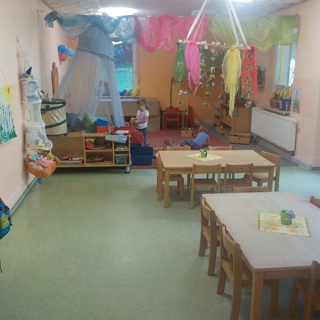 Kindergarten Hüttengrund - Gruppenraum der Mäuschen