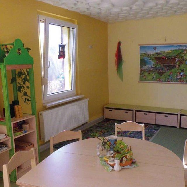 Kindergarten Hüttengrund - Gruppenraum der Sternchen