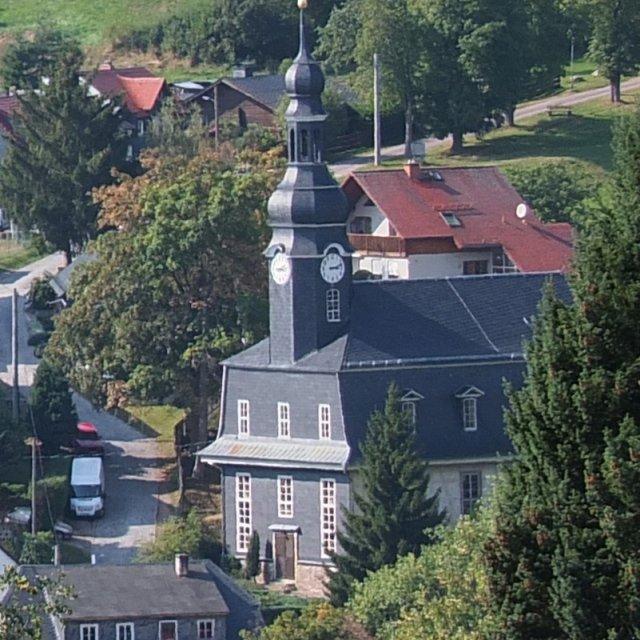 Dorfkirche Möhrenbach