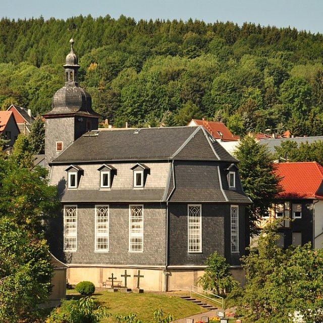Kirche Oehrenstock