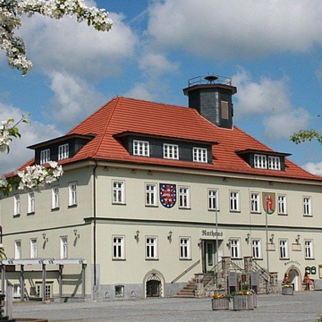 Rathaus Langewiesen