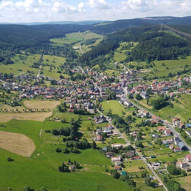 Luftbild Möhrenbach